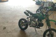 110cc crosser