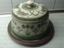 osteklokke - Lærkevej 25 - keramik - Lærkevej 25
