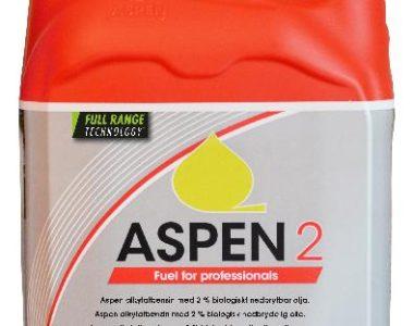 Aspen Alkylatbenzin 2 takt