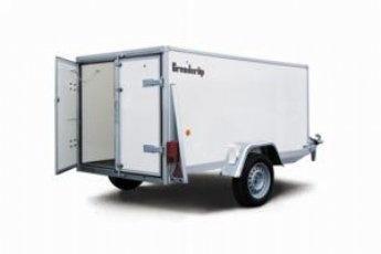 Lej en Flytte trailer