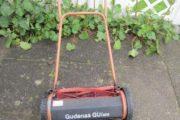 Gudenaa-Håndplæneklipper