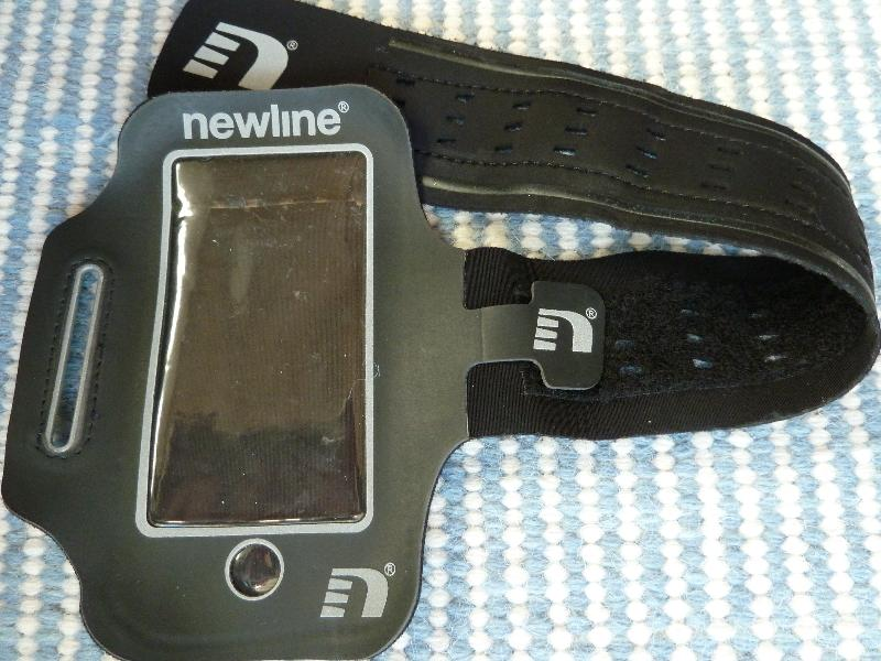 Løbearmbånd - Villaparken 30 H - NEWLINE løbearmbånd til iPhone 4 og tilsvarende. - Villaparken 30 H