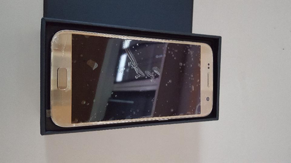 Samsung Galaxy s7, 32 - Jebjerg - Ny Samsung Galaxy S7 tlf kun pakket ud fra dn 11/11-2016 2 års reklamation Har også en Samsung Galaxy S5 Mini fra 21/4-2015 1000kr - Jebjerg