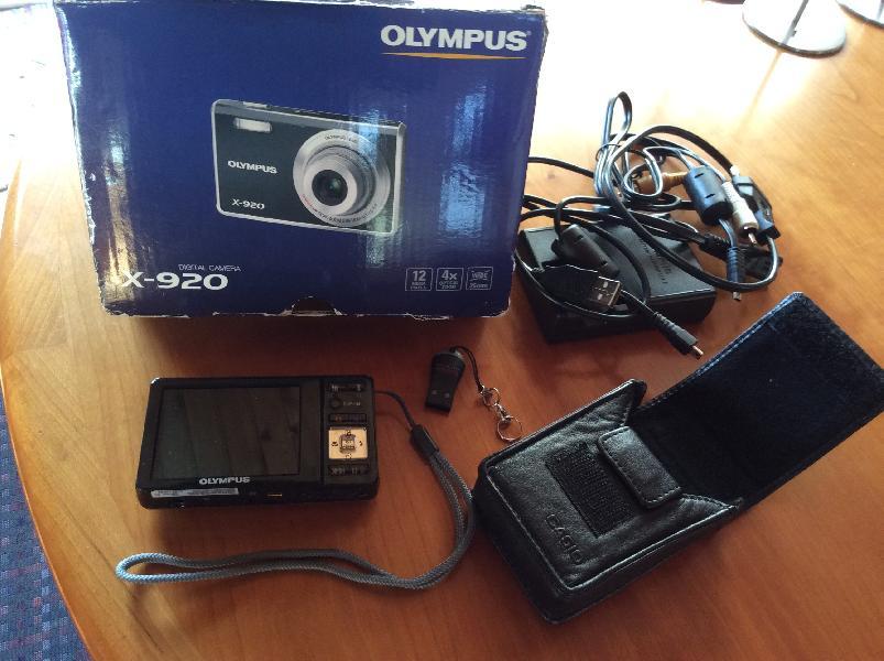 Kamera - Terosevej 11 - Digital kamera. Olympus X -920. - Terosevej 11