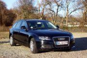 Audi A4 2,7 TDI ST