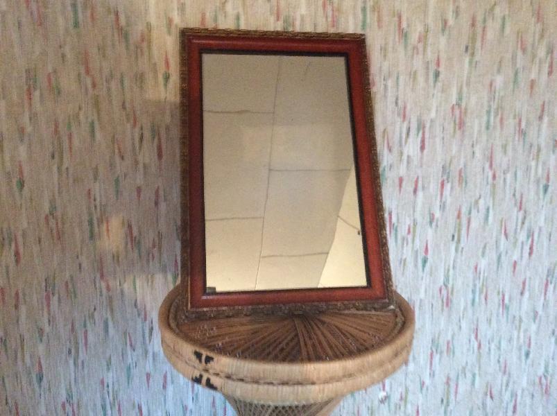 Antik spejl.