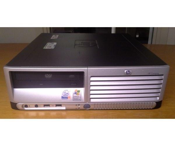 HP, dc7100