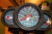 Kymco speedometer