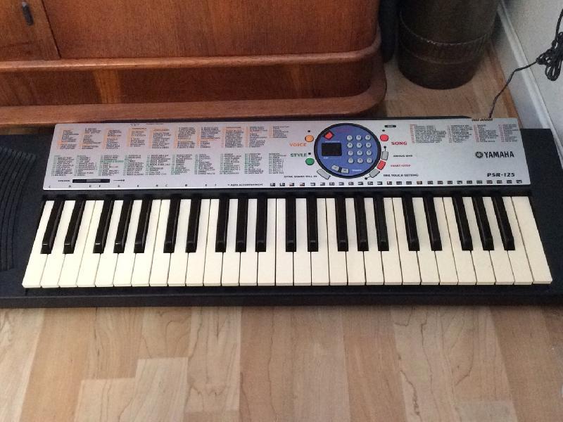 Keyboard - Præstevejen 61 - Keyboard, Yamaha - Præstevejen 61