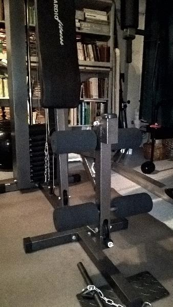 Fitness-maskine