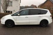Ford S-MAX 2,0 TDCi 7 personer