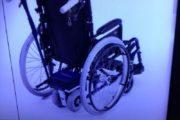 Skubbemotor til kørestol