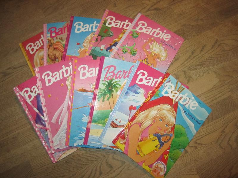 Barbie bøger