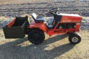 Mini-traktor Simplicity 4211