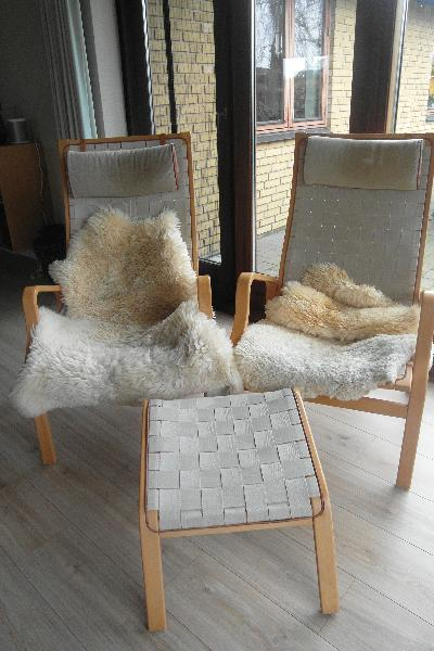 Lænestole 2 stk klassiske