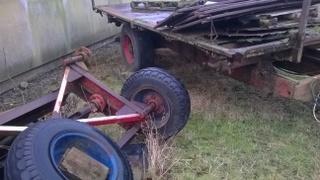 Hjul og lejer - åstedvej 41 - Hjul og lejer fra forskellige vogne Alle med 5 huller sælges samlet. - åstedvej 41