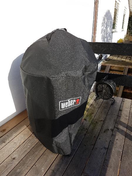 Weber 57cm kuglegrill