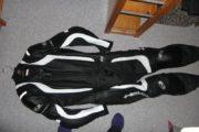 Lædertøj 2 delt