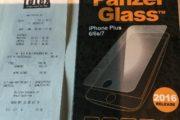 Panzer Glass til IPhone Plus