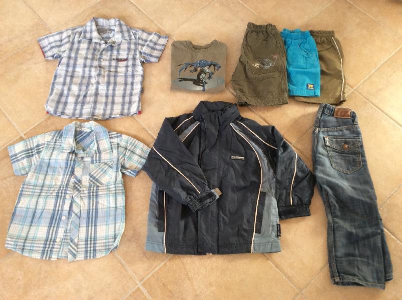 Drengetøj str. 104-110