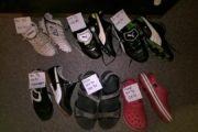 fodboldstøvler mm