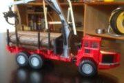 Skovtraktor