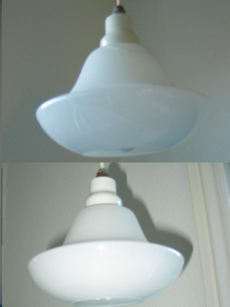 Loftslampe, diverse antikke