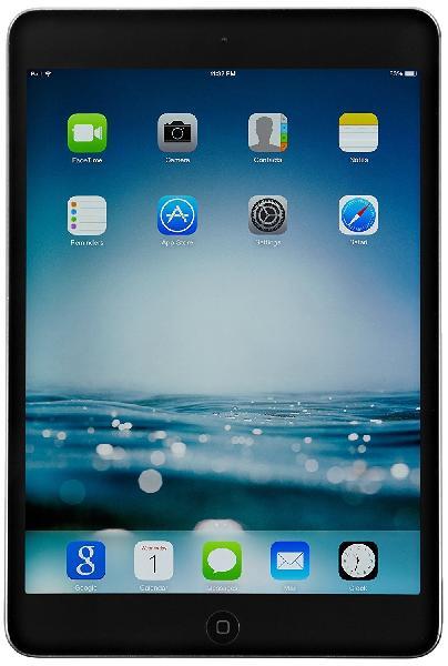 iPad mini 2 16 GB Wi-Fi + 4G/L - Søndermarken 11 - iPad mini 2 16 GB Wi-Fi + 4G/LTE iPad mini 2 har et tyndt og let design, der ligger perfekt i hånden. En elegant tablet fra Apple fra med bla. fantastisk skærm, hurtig processor og avanceret trådløs teknologi. 7.9″ Retina-skærm 4 - Søndermarken 11
