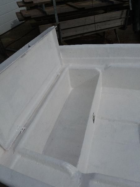 glasfiberbåd 15 fod