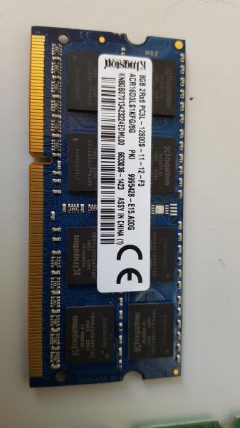 8 GB ram & 4 gb & 2 GB ram