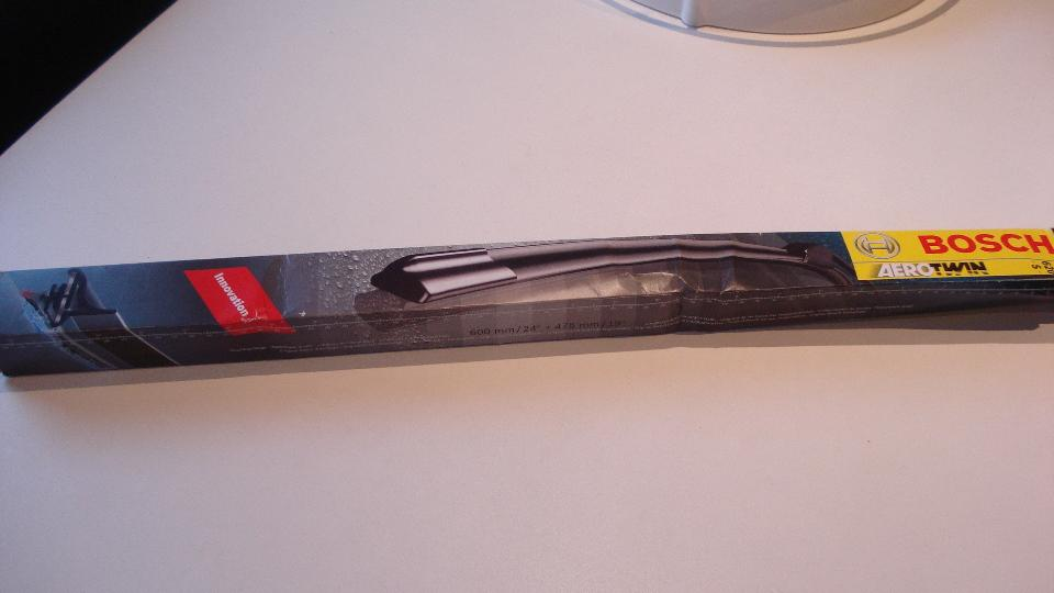 Bosch viskerblade til VW - Petravej - Viskerblade sæt Bosch AeroTwin A620S, Flatblade Aldrig brugt ny pris 270,- - Petravej