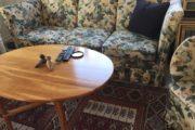 London sofa og stol