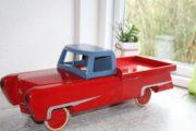Træ Lastbil