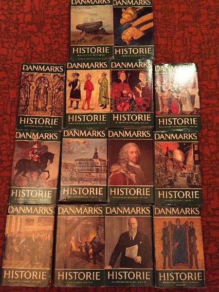Danmarks Historie Politikens
