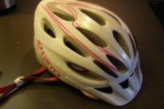 Cykelhjelm ca. 10 år