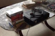 VHS båndoptager