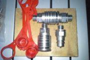 Lynkoblinger til hydraulik