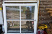 Plast vindue fra Primo
