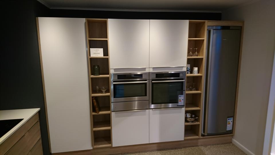 600 m2 køkkenbutik