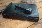 Samsung HD boks