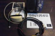 GPS Garmin 120 XL