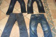 4 par cowboybukser sælges