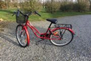pigecykel 24 tommer