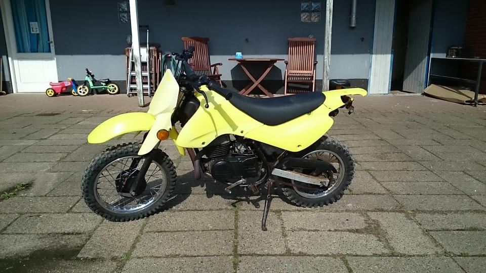 Suzuki jr80 2001