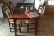 gammeldags stil – spisebord