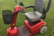 3-hjulet el-scooter