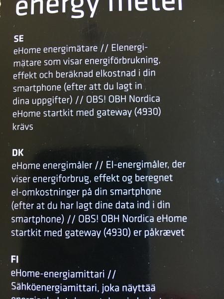 Energimåler