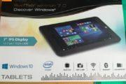 Surftab 7″, 16 GB sælges