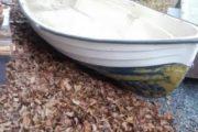 Jolle, 14 fods glasfiber