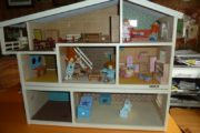stor dukkehus
